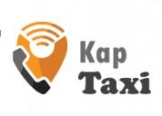 Kap taxi - one way drop taxi!