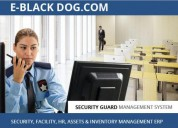 Security guard management software, india