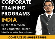 Corporate Sales Training Programs Pune - Yatharth Marketing Solutions