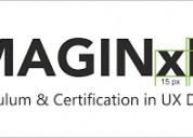 Imaginxp: design thinking & ux design courses for
