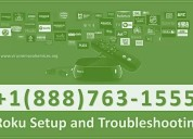 Roku tv customer service   +1(888)763-1555