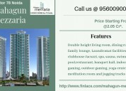 Luxurious apartments in noida by mahagun mezzaria