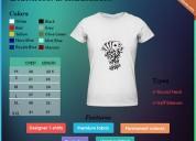 Designer sneha kamalpuria  womens t-shirt