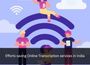 Grab efforts saving online transcription services