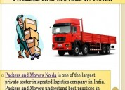 Packers and movers for moving out of noida