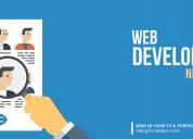 web developer jobs in delhi ncr | ausfied.com