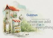 Gulshan homz- ready to move apartments in noida