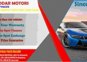 Poddar motors kokar brands dealing in volkswag