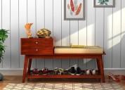 Buy shoe rack online - upto 55% off | भारी छूट - w