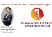 Weight loss and slimming center in new delhi - nu-