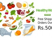 Free shipping on orders over rs.500