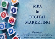 Mba - digital marketing