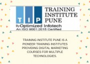 Digital marketing courses in baner pune