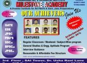 Milestone academy ranchi