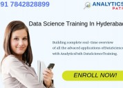 Secure your career as data scientist in  analytics