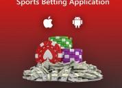 Custom sports betting app solutions