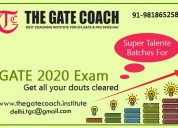 Best gate coaching in all of india
