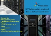 Ict infrastructure solutions and services| end to