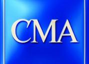 Cma tutor classes