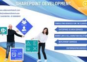 Sharepoint development company ahmedabad | oddeven