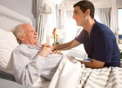 Live in elderly and patient care services 24hrs in