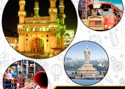 Hyderabad city tour packages - hyderabad tourism