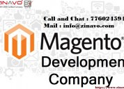 Megento website design and development comany