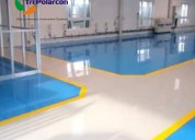 Industrial epoxy flooring manufacturers in india |