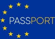 Top europe visa consultants in delhi - eu passport