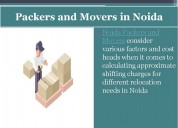 Cheap and best local packers and movers in noida