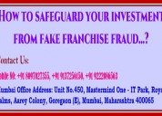 How to safeguard your investment from fake