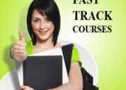 Degree one year | fast track mode degree | one sit