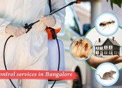 Certified pest control services in bangalore