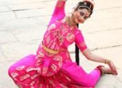 Popular bharatanatyam dancer - shivamallari