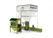 Polystyrene compactor greenmax ac300