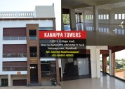 Show room space for rental at kannappa towers, kar