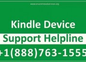 Kindle device support number   +1((888))763-1555