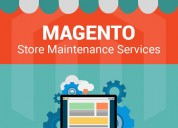Magento support and maintenance services - magepoi