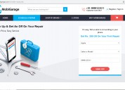 How to book a mobile repair online on mobigarage