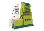 Polystyrene shredder greenmax mc200