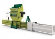 Styrofoam compactor greenmax zc200