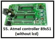 Atmel controller and cloud computing trichy
