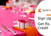 Sign up and get rs.100 credit