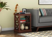 Buy wooden side and end tables in gurugram