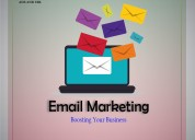 Best email marketing companies in india