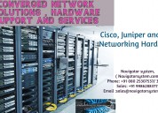 Converged network solutions |hardware support