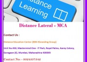 Distance lateral - mca