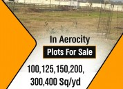 Land for sale in aerocity