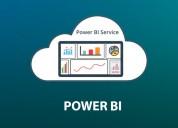Power bi training & consulting
