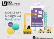Mobile app development services in jaipur